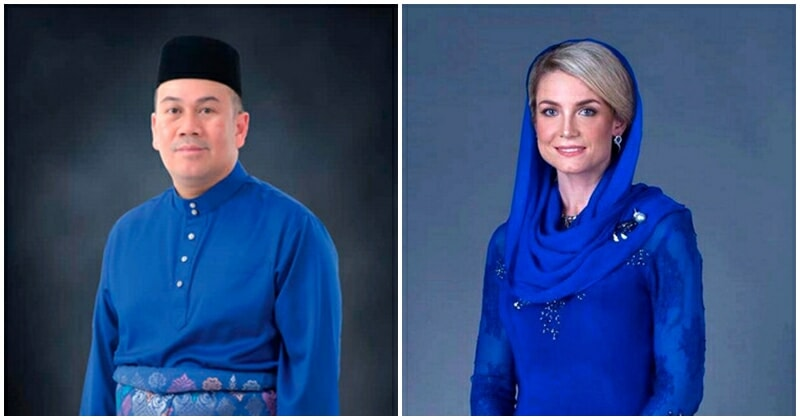 Kelantan's Tengku Mahkota Dr Tengku Muhammad Faiz Petra Set To Tie The Knot With Swedish-Born Sofie Louis Johansson Come 19th April - WORLD OF BUZZ