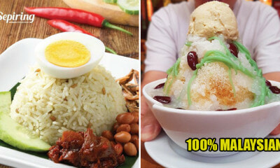Let's Claim What's Rightfully Ours: Why Nasi Lemak, Cendol, Yee Sang and More Are 100% Malaysian! - WORLD OF BUZZ