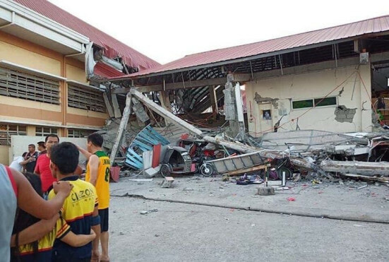 Magnitude 6.1 Earthquake Hits Philippines Island, At Least 8 Lives Claimed - WORLD OF BUZZ