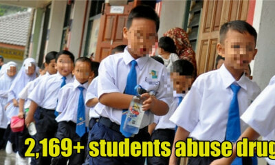 Malaysian Children As Young As 7 Are Addicted To Drugs - WORLD OF BUZZ 1