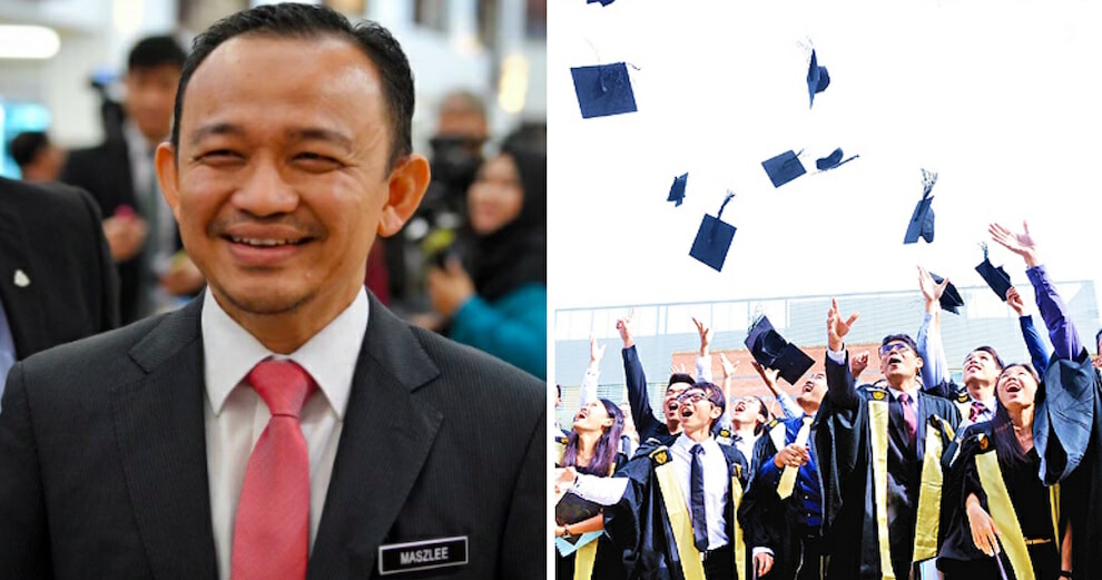 Maszlee Malik Shares List Of 23 Scholarships That Are Currently Open to Applications For M'sians - WORLD OF BUZZ