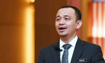 Maszlee: More Places in Matriculation Intake But Quota System Remains at 90:10 - WORLD OF BUZZ