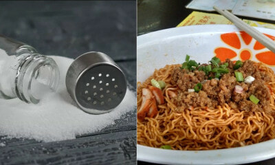 MOH Listed Kolo Mee & Six Other Malaysian's Favourite Food For Having High Salt Content - WORLD OF BUZZ