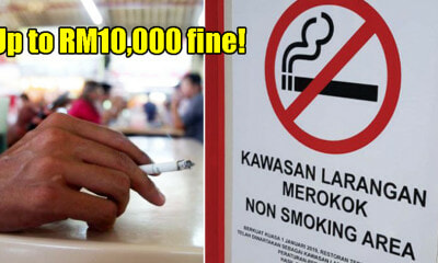 MOH Reminds Smokers of Punishment as They'll Start Issuing Summonses From 1 July - WORLD OF BUZZ