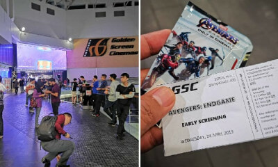 Msian Fans Apply for Leave So They Can Go to Cinemas as Early as 6.30am to Watch Avengers: Endgame - WORLD OF BUZZ 2