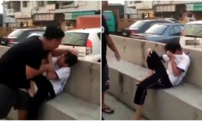M'sian Netizens Angered by Viral Video of Teenager Bullying and Spitting on Young Boy's Face - WORLD OF BUZZ 6