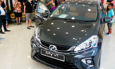 'M'sian Supercar' Myvi Launched in Singapore With Top-Spec Variant Being Sold at RM212,000 - WORLD OF BUZZ