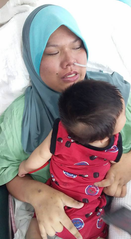 M'sian Woman Falls into Coma During C-Section, Gets Emotional After Finally Meeting Her Baby 5 Months Later - WORLD OF BUZZ 2