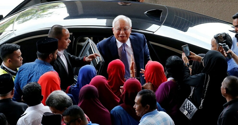 Najib's Trial: Former Prime Minister Allegedly Used SRC International Money to Renovate Homes - WORLD OF BUZZ 2