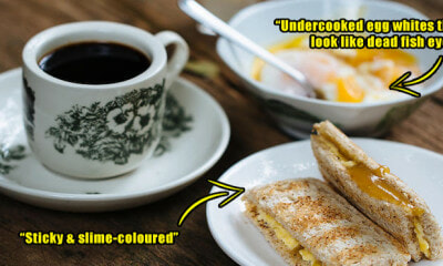 NatGeo Article Gives Gross Description Of Kaya Toast & Half-Boiled Egg, M'sian & Singaporean Netizens Annoyed - WORLD OF BUZZ 3