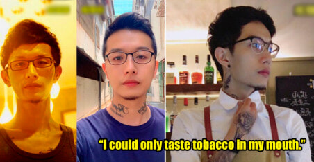 Netizen Shares How Quitting Cigarettes Has Transformed Him From 'Drug Addict' to a Hunk - WORLD OF BUZZ 1