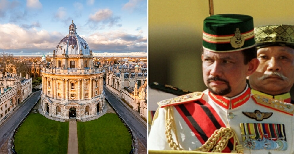 People Are Petitioning For Oxford University to Revoke The Brunei Sultan's Honorary Degree - WORLD OF BUZZ 2