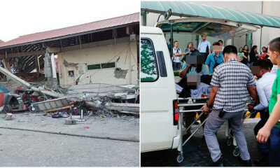 Philippines Struck by Magnitude 6.1 Earthquake, Killing At Least 8 and Injuring 20 - WORLD OF BUZZ