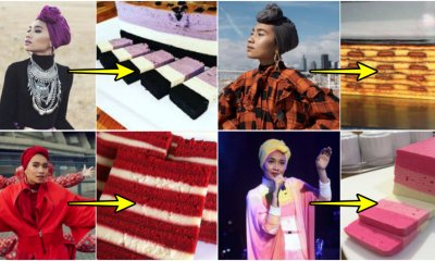 Someone Compared Yuna's Outfits to a Variety of Kek Lapis Sarawak & Now We're Kinda Hungry - WORLD OF BUZZ