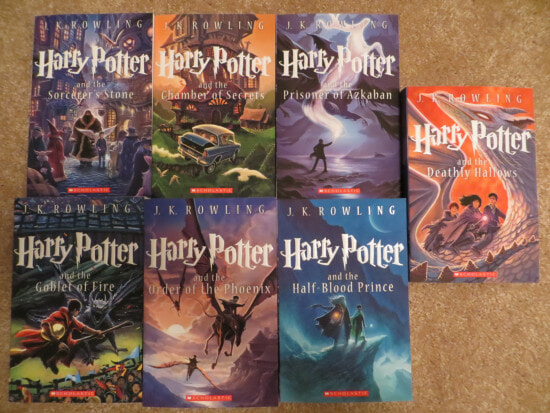 [Test] Revisiting Harry Potter, Enid Blyton & Other Books That Made Malaysians' Childhood Super Awesome! - WORLD OF BUZZ 15