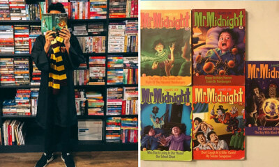 [Test] Revisiting Harry Potter, Enid Blyton & Other Books That Made Malaysians' Childhood Super Awesome! - WORLD OF BUZZ 22