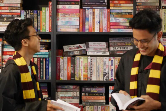 [Test] Revisiting Harry Potter, Enid Blyton & Other Books That Made Malaysians' Childhood Super Awesome! - WORLD OF BUZZ 8
