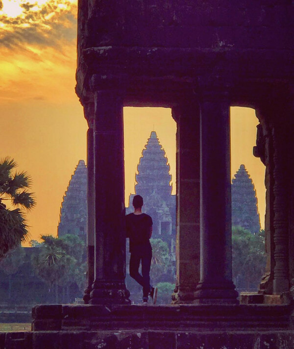 [Test] Watch the Sunrise Over Angkor Watt & X Other Things M'sians Should Have on Their Bucket List - WORLD OF BUZZ