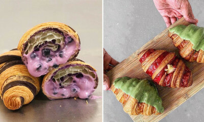 The Boba Fever is so High, it Has Now Made its Way Over to Pastries - WORLD OF BUZZ