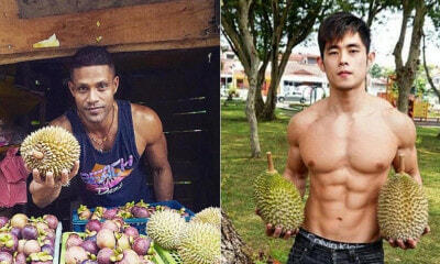 There's An IG Account Dedicated to Hot Dudes With Durian From All Over The World - WORLD OF BUZZ