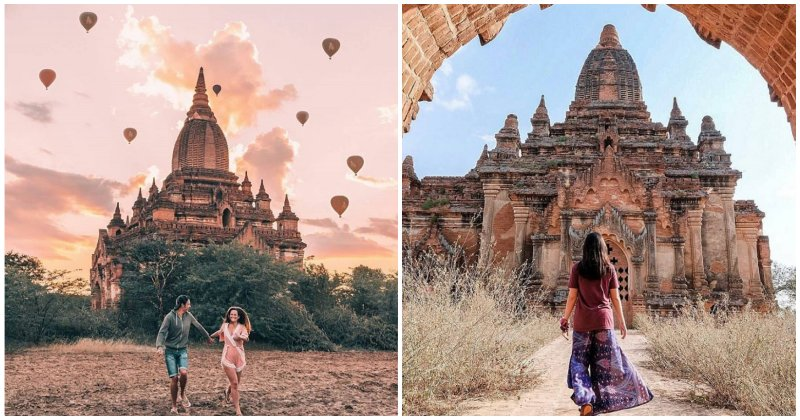 These 8 Amazing Spots Will Instantly Make You Want to Fly to Myanmar Next! - WORLD OF BUZZ