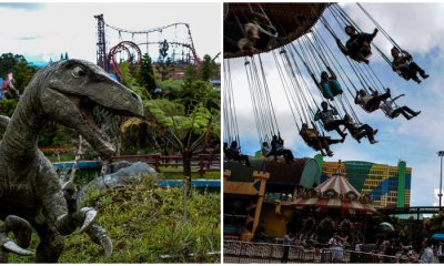 These Photos of Genting Before the Theme Park was Demolished Will Give You So Much Feels - WORLD OF BUZZ 16