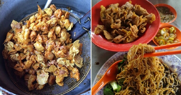 This Penang Stall Has Been Selling Rm3 Wantan Mee & 10Sens Wantan For Almost 20 Years! - World Of Buzz 14