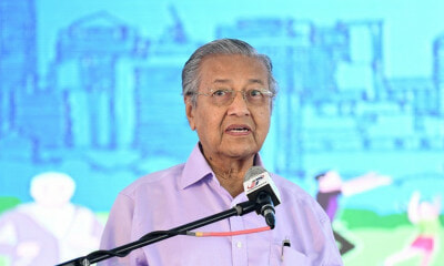 Tun M: Government Will Study Racial Quota System in Matriculation Programme Intake - WORLD OF BUZZ