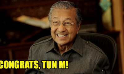 Tun M Named in Time's 100 Most Influential People of 2019, Only M'sian on the List - WORLD OF BUZZ 1