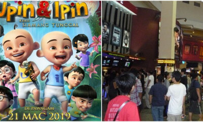 Upin & Ipin Have Just Become Malaysia's Highest Earning Animated Film with RM25 Million - WORLD OF BUZZ