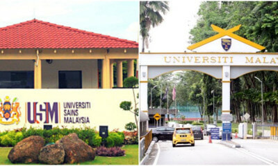 USM Ranked In Top 50 of University Impact Rankings, 9 M'sian Unis in Total Make the List - WORLD OF BUZZ
