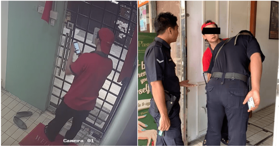 WARNING: Alleged Serial Pervert Spotted In Bangsar - WORLD OF BUZZ