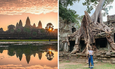 Watch the Sunrise Over Angkor Watt & 5 Other Things M'sians Should Have on Their Bucket List - WORLD OF BUZZ