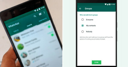 WhatsApp Rolls Out New Feature Allowing Users To Decide Who Can Add Them To Group Chats - WORLD OF BUZZ 2