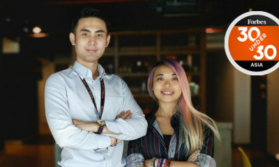WORLD OF BUZZ's Co-Founders Are 2 of the 11 Shortlisted M'sians in Forbes' 30 Under 30 - WORLD OF BUZZ