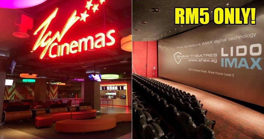 You Can Buy Captain Marvel & Avengers Endgame Tickets for RM5 ONLY, Here's How - WORLD OF BUZZ