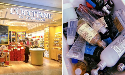 You Can Drop Off Empty Beauty Products at These L'Occitane M'sia Shops & Get Free Gifts! - WORLD OF BUZZ 2