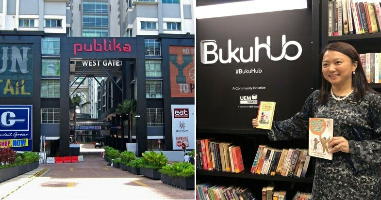 You Can Drop Off Your New or Pre-Loved Books in Boxes Placed Around Publika - WORLD OF BUZZ