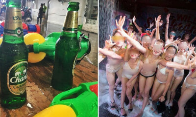 You Can Get Jailed or Fined Up to RM12,000 For Posting Sexy or Alcohol Photos During Songkran - WORLD OF BUZZ 3