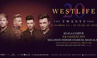 You Can Start Buying Westlife Pre-Sale Tickets at 11am on 13 April at Atria Shopping Gallery! - WORLD OF BUZZ 10