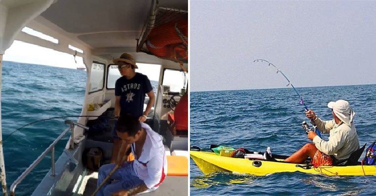 You Will Need to Apply for Fishing Permit in Malaysia Soon If You Want to Fish in the Sea - WORLD OF BUZZ 2