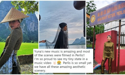 Yuna Returns To Perlis! Pays Homage To Her Small Town Upbringing In 'Forevermore' - WORLD OF BUZZ 1