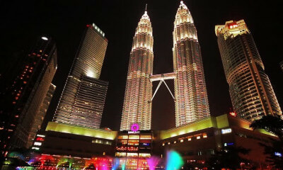Kuala Lumpur Scenery Ranked 4th Most Instagrammed in The World - WORLD OF BUZZ