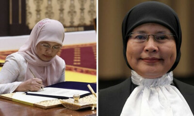 5 Facts You Should Know About Tengku Maimun, The First Female Chief Justice of Malaysia - WORLD OF BUZZ 5