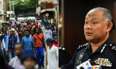 Action to be Taken Against Illegal Africans Living in Malaysia to Start Soon, Says Selangor Police Chief - WORLD OF BUZZ