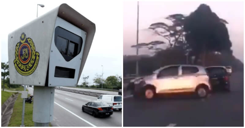 Black Jazz Decks Silver Axia To Avoid AES In A Hit-And-Run Incident, Leaves Netizens Calling For Blood - WORLD OF BUZZ