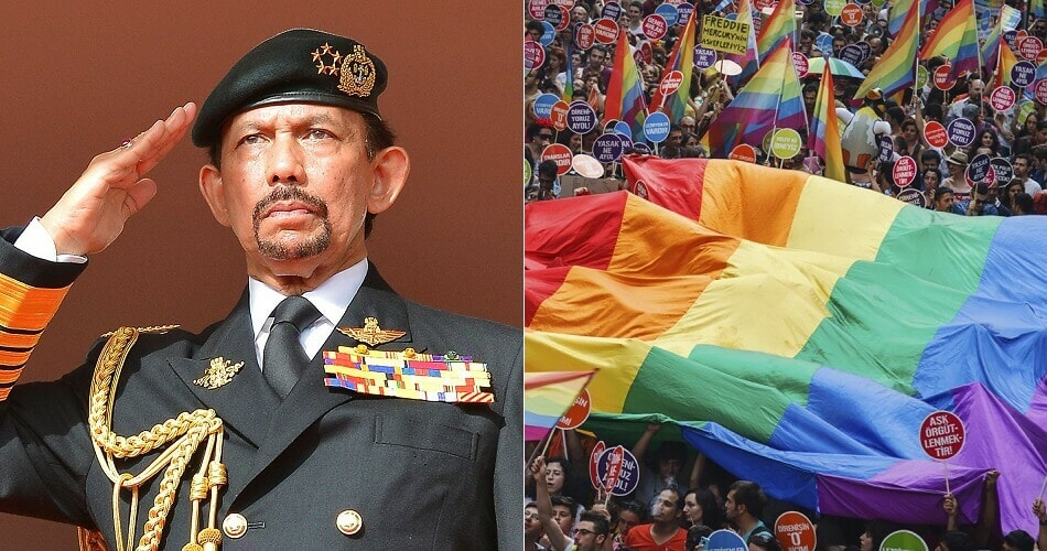 Brunei Decides Not to Implement Death Penalty For Gay Sex After Global Backlash - WORLD OF BUZZ