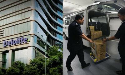 Bukit Aman Police Raids Accounting Firm Deloitte Over 1MDB Graft-Scandal - WORLD OF BUZZ 4