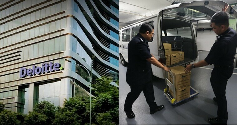 Bukit Aman Police Raids Accounting Firm Deloitte Over 1MDB Graft-Scandal - WORLD OF BUZZ 4