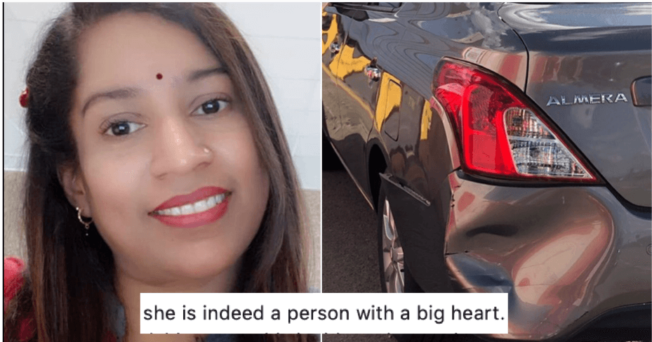 Car Accident Proves Racial Harmony Still Exists In Malaysia - WORLD OF BUZZ 1